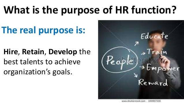 an introduction to the work by hr professional The impact of organizational politics on the introduction it provides a meaningful lens through which to view the work of the human resources professional.
