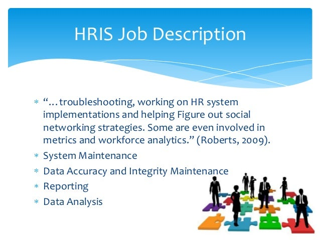 hr career possibilities for information age