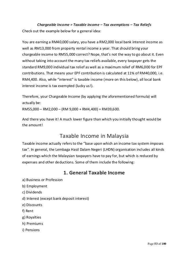 cover letter to lhdn