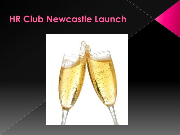 HR Club Newcastle Launch<br />