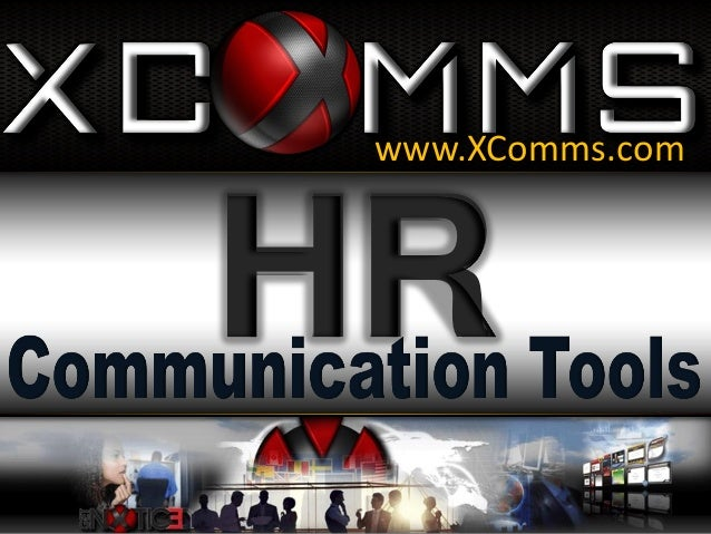 HR www.XComms.com