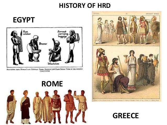 HUMAN RESOURCES DEVELOPMENT Slide 3
