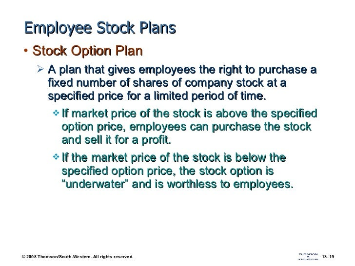 Stock options for undiversified executives