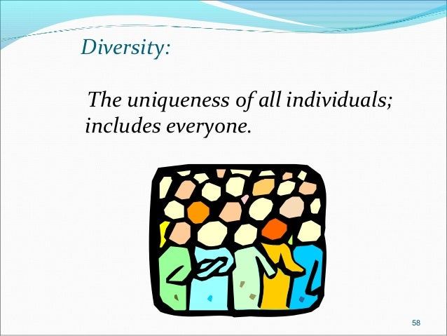 the benefits of personality diversity in the workplace and the management of diverse groups in organ Diversity in the workplace has become a the most ethnic and racial diversity in their management were 35 percent diverse work groups improve internal.