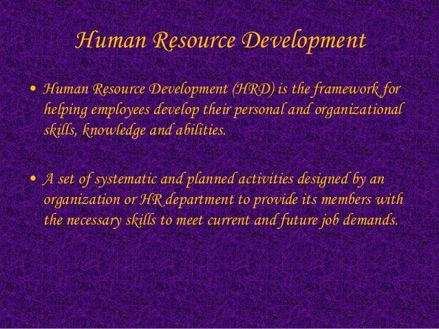 Hrd strategies Slide 2