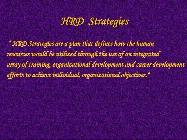 Hrd strategies Slide 3