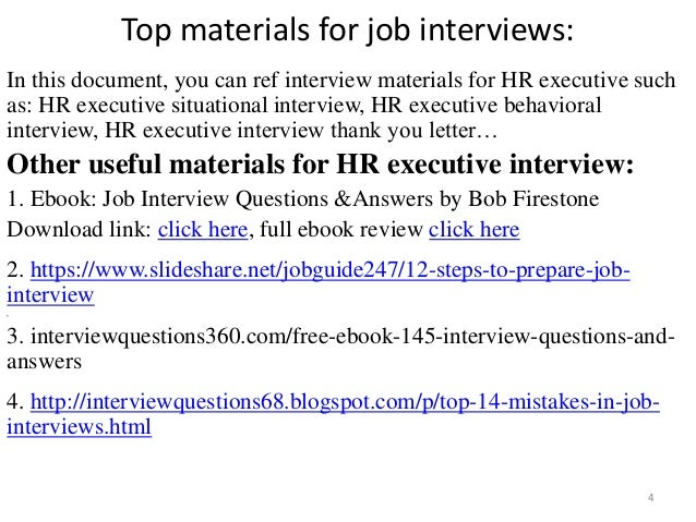 Hr manager interview questions and answers for freshers