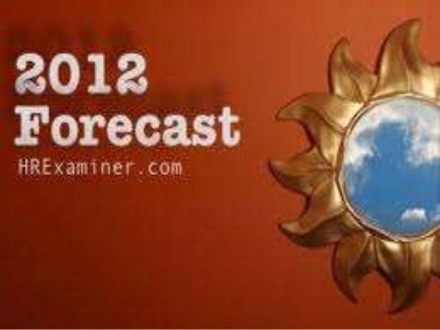Forecasting  involves the generation of anumber, set of numbers, or scenario thatcorresponds to a future occurrence. It i...