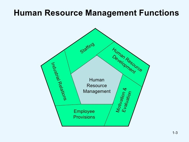 Human Resource Utilization