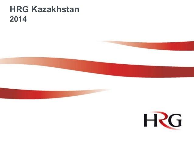 HRG Kazakhstan 2014