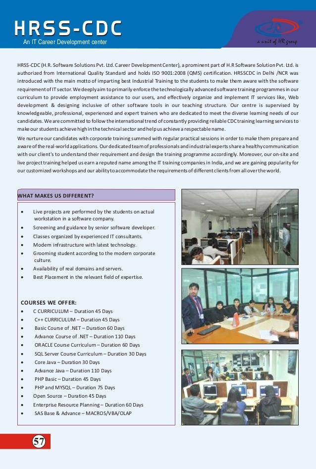 H R  Group of Companies Profiles