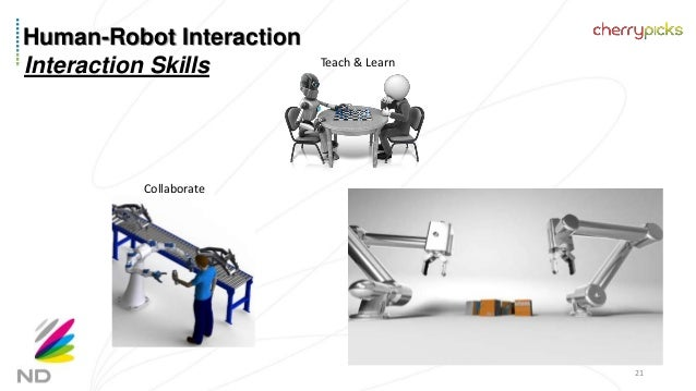 Human Robot Interaction (HRI) in Next Generation Learning