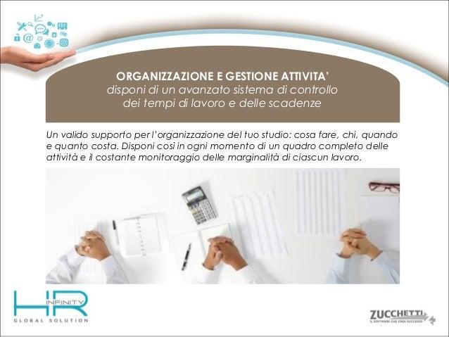 Hr Infinity Zucchetti: software di gestione del personale per profess…