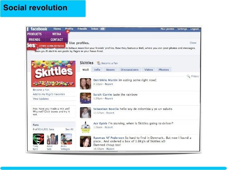 Social revolution