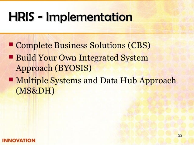 hris business plan