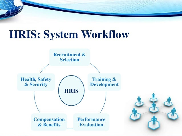advantages of hris Nowadays, hris is defined as a system managing various software bricks automating a certain number of tasks related to human resource management and to ensure follow-up hrfunction is tied with strategic, operational and administrative activities (vacation.