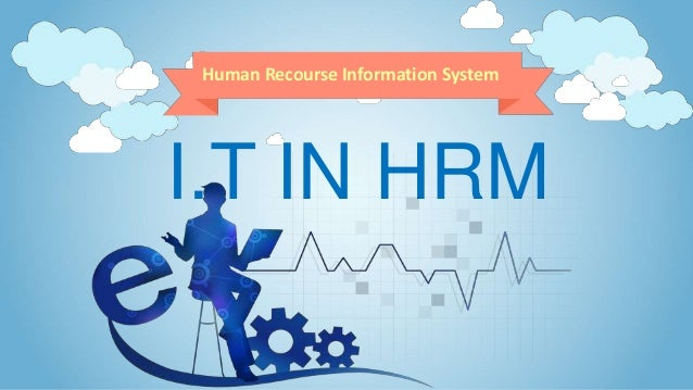 Technology Management Image: Human Resource In Information Technology