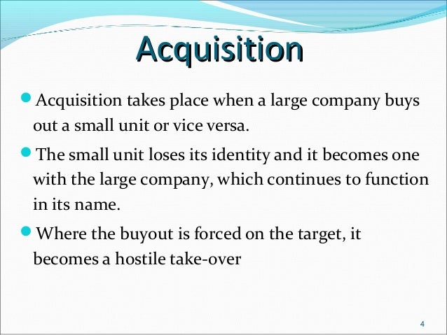 the motive behind mergers and acquisition Motives for mergers and acquisitions in the banking sector  merger and acquisition activities in the  at least, that's the reasoning behind mergers and.