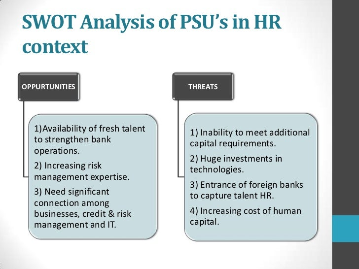 swot analysis of hmsi case study which focuses on hr problem