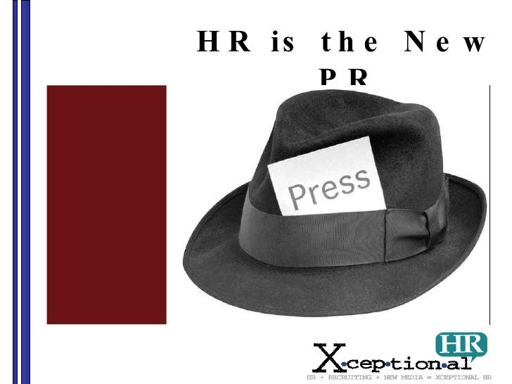 HR is the New PR