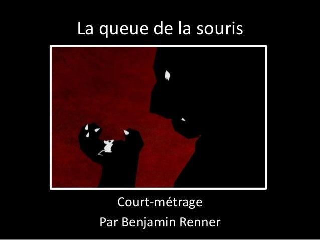 La queue de la souris Court-métrage Par Benjamin Renner