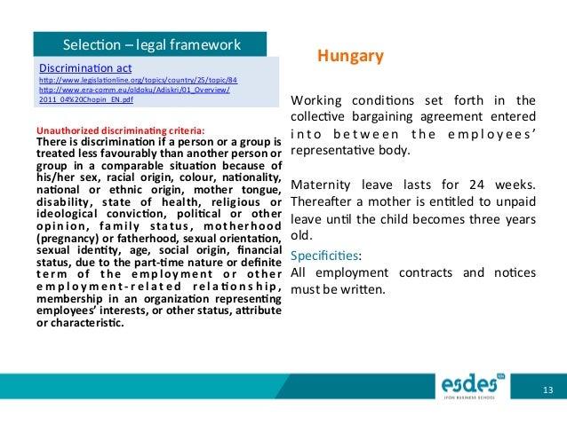 what is legal framework pdf