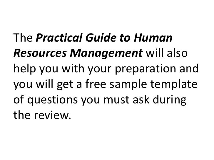 supervisors human resource management and performance Human resources managers plan the society for human resource management employment growth depends largely on the performance and growth of individual.