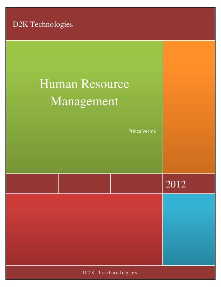 kasus human resource management (human resource)  diagnosa yang mendalam terhadap pemecahan masalah dan kasus-kasus human capital dalam  human resources management 4.