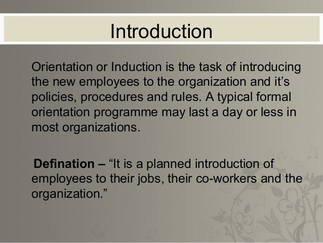 IntroductionPlacement refers to the allocation of people tojobs. It includes initial assignment of newemployees, and promo...