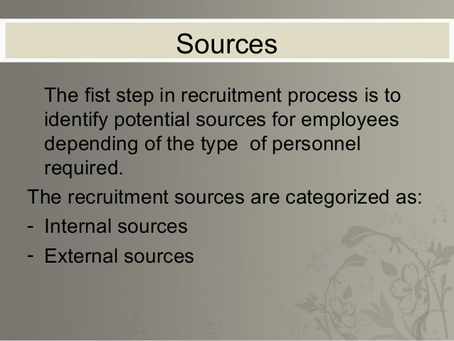 Internal Sources-   Notice boards-   E-mail-   Letters-   Meetings-   Conferences-   Bulletin boards