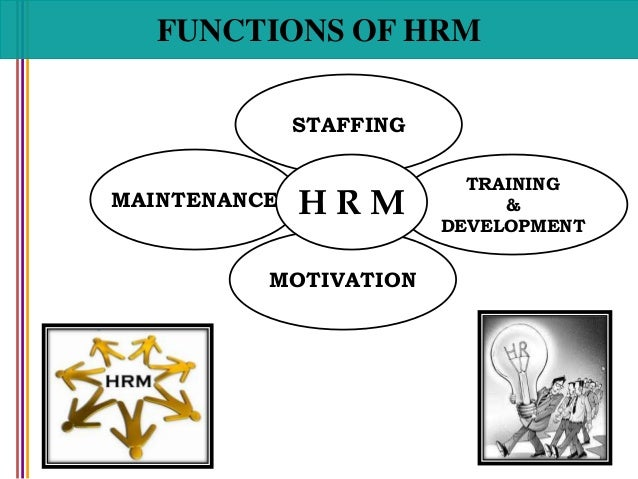 training and development in human resource management pdf