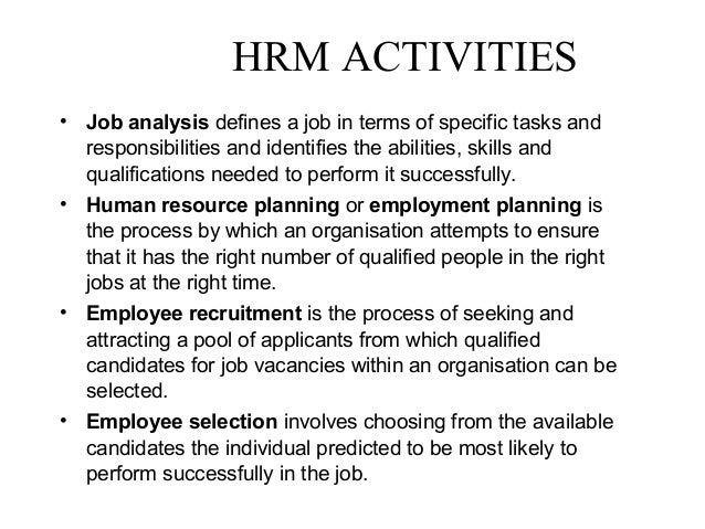 devolution of hr Hr and new approaches to public sector management: improving hrm capacity dr stephen bach senior lecturer, the management.