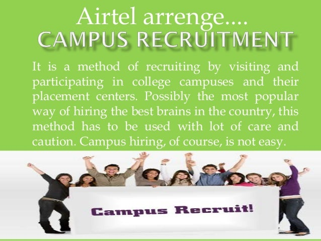 airtel hrm – management trainees will be provided hands-on work experience and an opportunity to be absorbed as a treasury dealer, which is an executive position, after successful completion of the training programme.