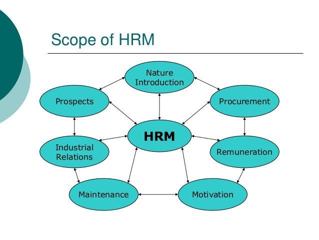 Hrm definition by edwin b flippo