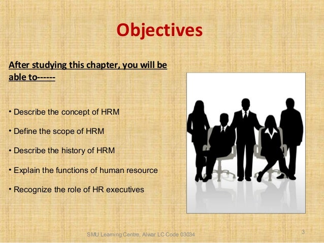 hrm introduction Introduction to human resource management human resources are the most valuable and unique assets of an organization the successful management of an organization's human resources is an exciting, dynamic and challenging task, especially at a time when the world has become a global village and economies are in a state of flux.