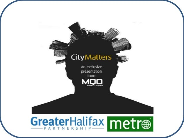 Quality of Life  Are HRM residents…. happy?