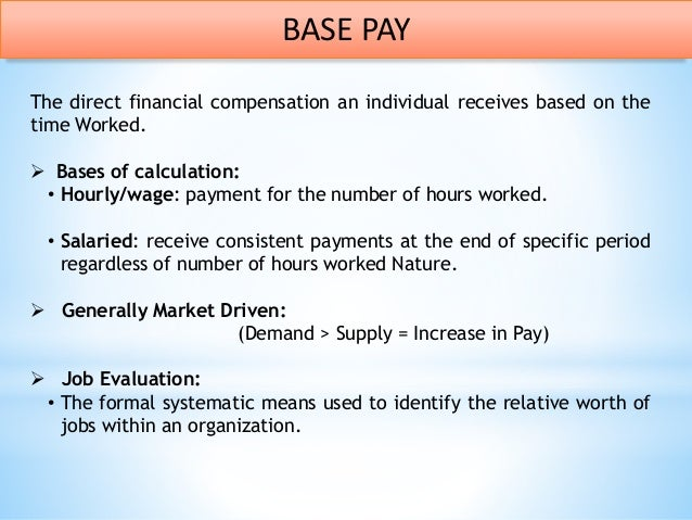 compensation and benefits in hrm pdf