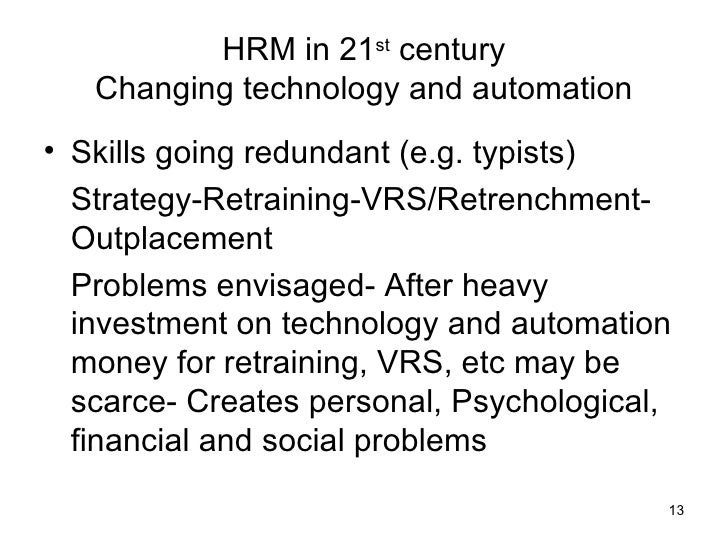 future hrm Request pdf on researchgate   conceptualising the future of hrm and technology research   this paper examines the role of information technology (it) directly on one central aspect of work in the twenty-first century, its impact on hrm itself.