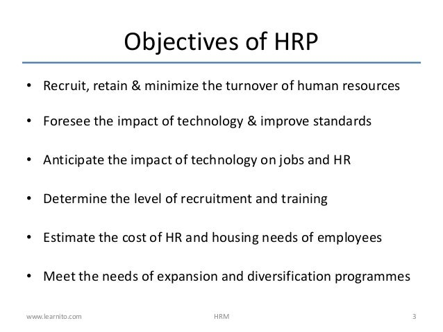 hr planning recruitment and selection Human resource planning, recruitment and selection human resource management hrm is the utilisation of individuals to achieve the organisational objectives.