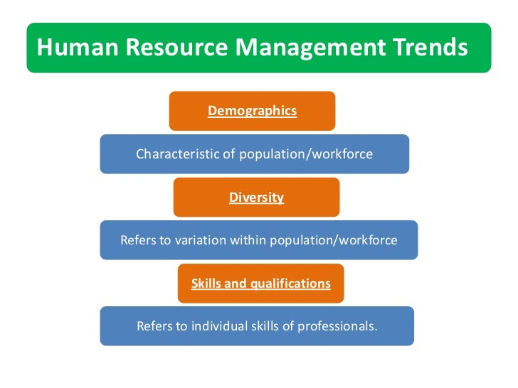 trends of management What are the new trends in human resource management do work styles affect project outcomes does the year of your birth make you a good worker or somewhat different from the norm.