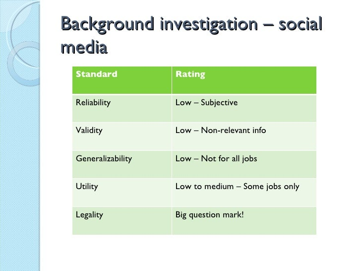 Criminal Record Check, Online Background Checks: Background