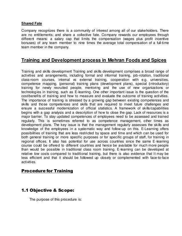 hrm project report This is a research report on training & development by rajath adhitya in human resource management category search and upload all types of training & development projects for mba's on managementparadisecom.