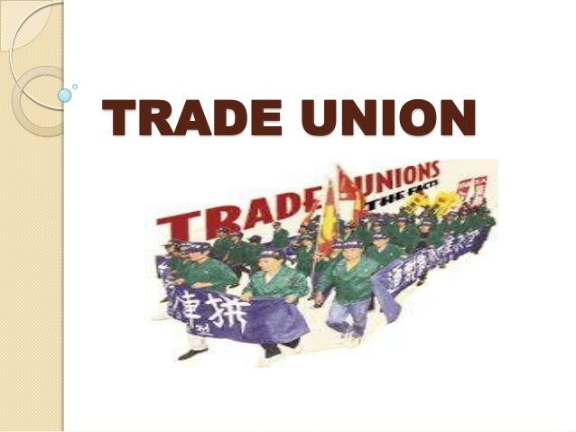 Can I Start A Trade Union