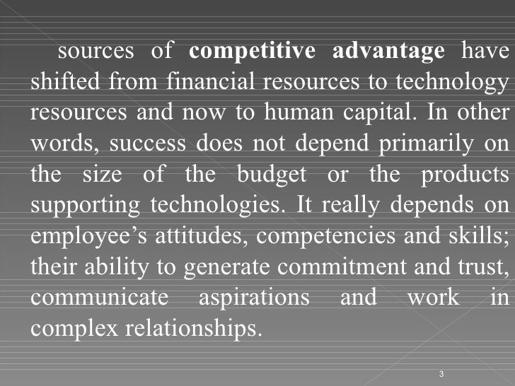 Use of Technology in Business – To Gain Competitive Advantage