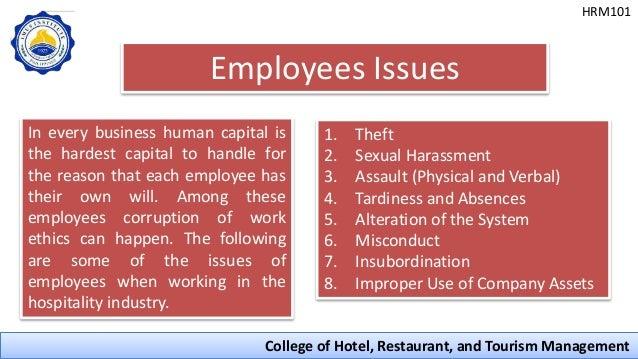 Hospitality Organizational Management: Introduction