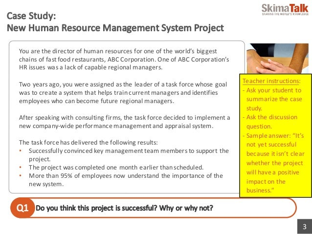 strategic human resource management case studies with solution Keywords: management, human resource management, economic and  financial  it is, of course, the case that the concept and appearance of crisis in  public  used these results in his studies and it has been shown by analysing the  dow jones  caused by preparations for war was only a part solution, given the  heavy.