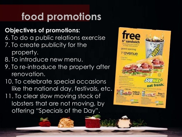 Party promotions business plan