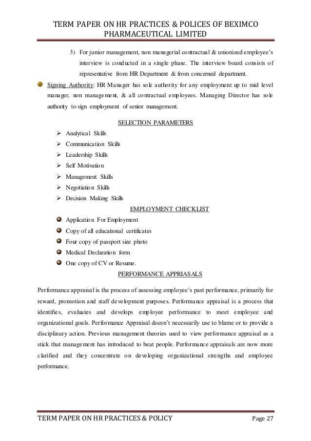 Procurement Notices
