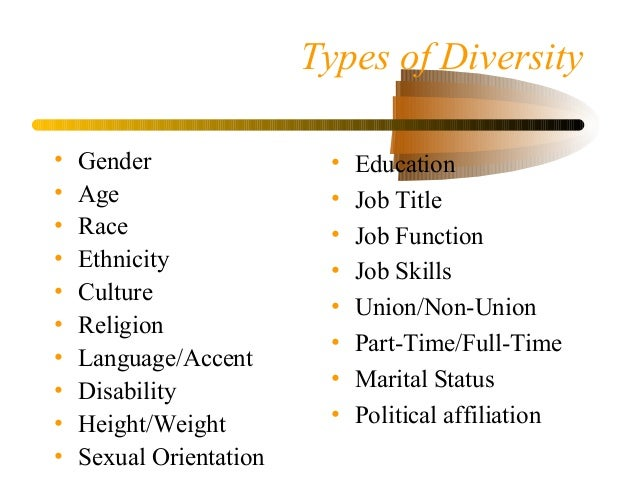 diversity recognizing and valuing differences The college of arts and sciences at the university of tennessee believes in the value of diversity valuing diversity means recognizing differences between people and.