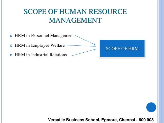 human resource managemnt Human resources managers oversee the most important component of a successful business — a productive, thriving workforce the role of human resource management in organizations is to organize.